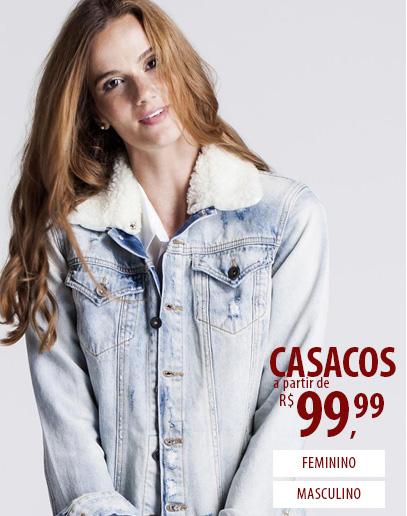 Casacos Femininos Khelf