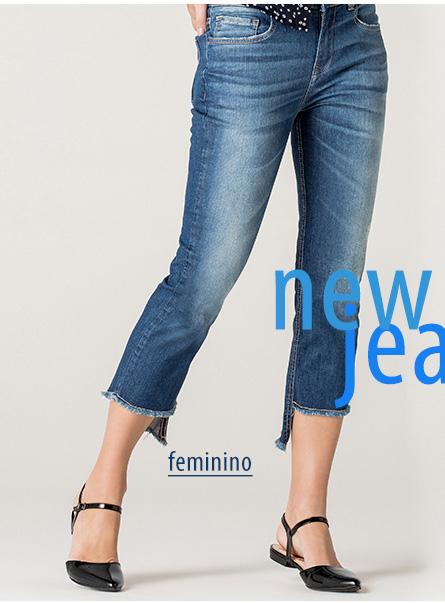 New Cool Jeans Feminino