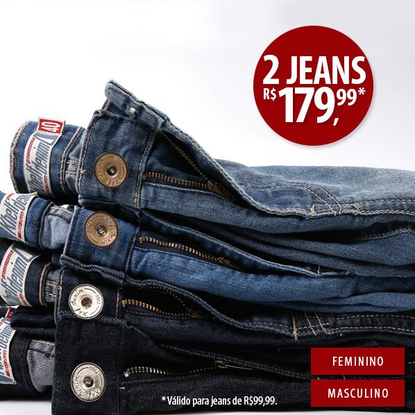Promoção Jeans